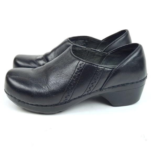 Dansko Women's Black Clogs Size 36 Or 6 Clothing, Shoes & Accessories Comfort Shoes Nice!